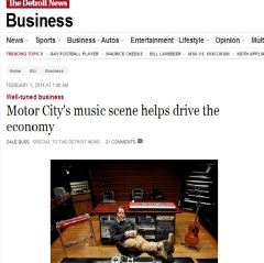 Music City Story - AEG